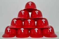 10 each Philadelphia Phillies MLB 8oz Snack Size Ice Cream M