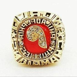 1980 PHILADELPHIA PHILLIES World Series Championship Ring 18