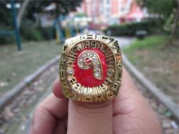 1980 Philadelphia Phillies World Series Championship Ring Fa