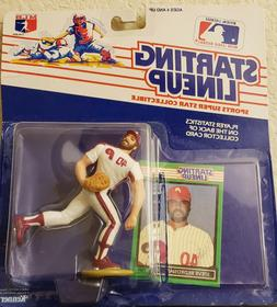 1988 Starting Lineup Basebal Steve Bedrosian Philadelphia Ph