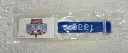 1996 ALL STAR Game LUGGAGE TAG - Philadelphia Phillies