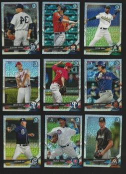 2018 BOWMAN CHROME PROSPECTS - ALL MEGA BOX -  MOJO  U PICK!