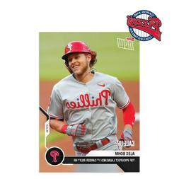 2020 Topps Now #151 Alex Bohm Philadelphia Phillies Call-Up
