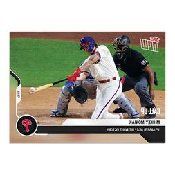 2020 Topps Now Mickey Moniak Call-Up 1st MLB Hit #283 Philad