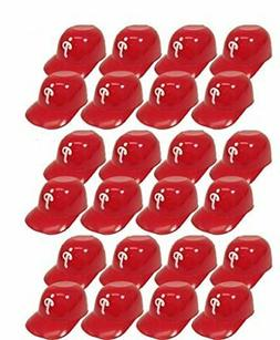 24 each philadelphia phillies mlb 8oz snack