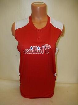 9601 2 womens philadelphia phillies sleeveless jersey