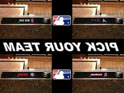 Brand New MLB Rubber Bar Kitchen Countertop Tailgating Drink