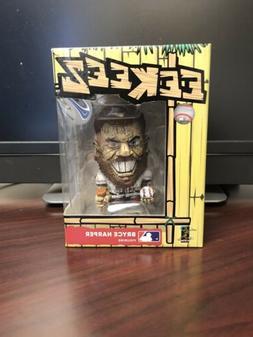 Bryce Harper 2017 MLB EEKEEZ Figurine Now Philadelphia Phill