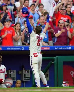 bryce harper curtain call 2019 philadelphia phillies