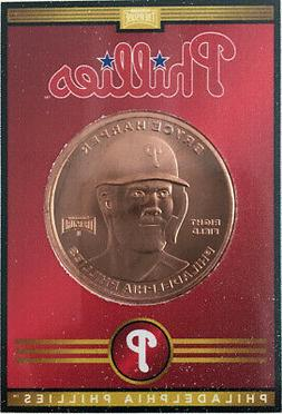 Bryce Harper  Baseball Treasure 2019 MLB Coin