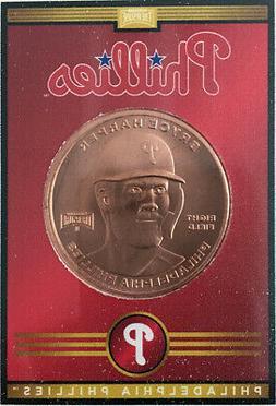 Bryce Harper  Baseball Treasure 2019 MLB Coin