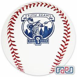 Chase Utley Philadelphia Phillies MLB #26 Retirement Rawling