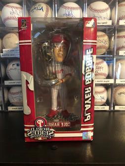Cole Hamels Philadelphia Phillies 2008 World Series Bobblehe