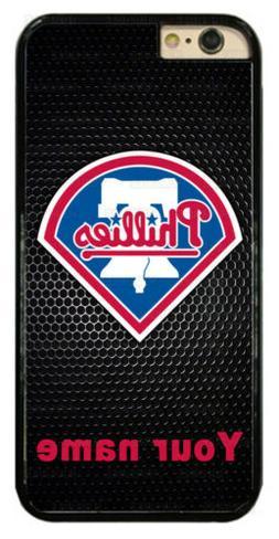 Custom Philadelphia Phillies Personalised Name Hard Phone Ca