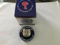 Jimmy Rollins Replica WS Champions Ring SGA 5/4/2019 Philade