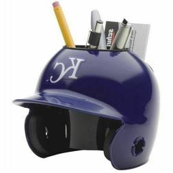 Kansas City Royals MLB Baseball Schutt Mini Batting Helmet D