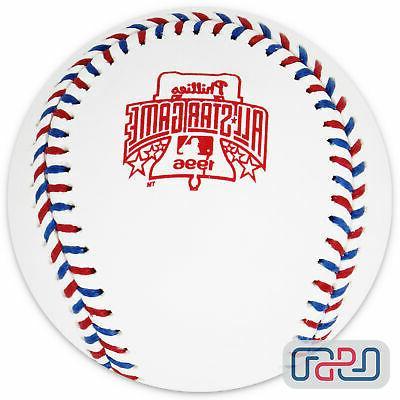 1996 mlb all star official game baseball