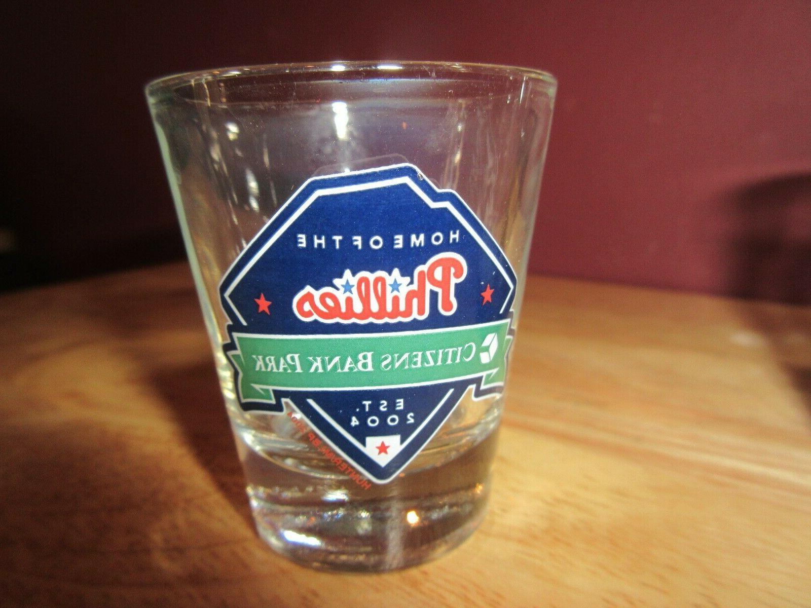 3 Philadelphia Eagles Glasses ~ Baseball ~ **NEW**
