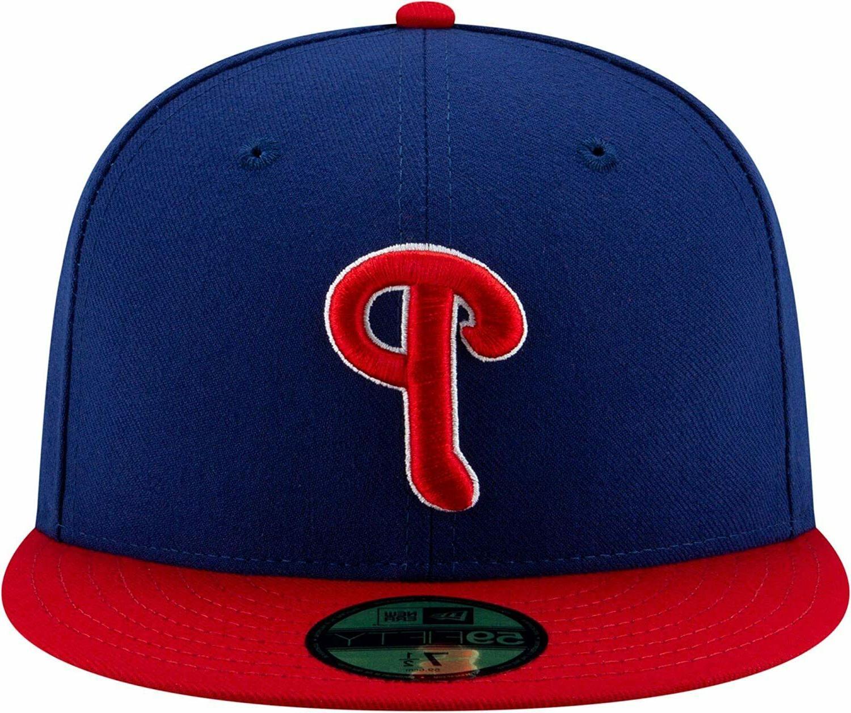 New Cap Philadelphia Alternate On Field 7