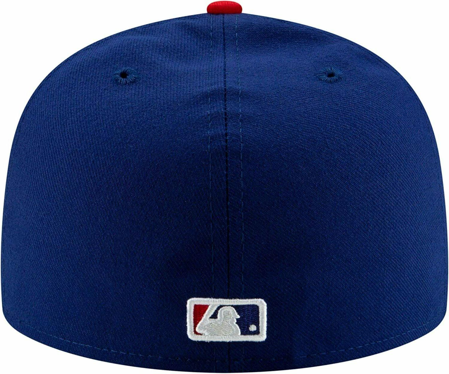 New 59Fifty Cap On Field 7 3/8