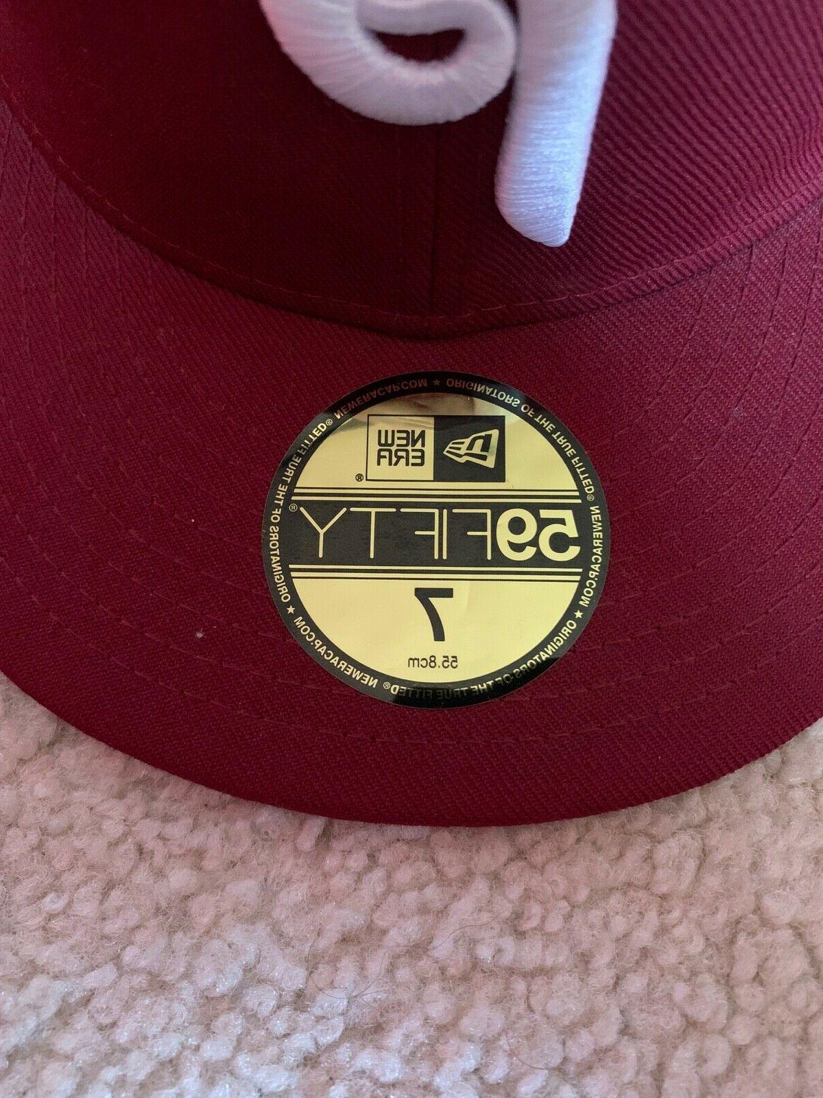 59Fifty Hat New Era Cooperstown Collection