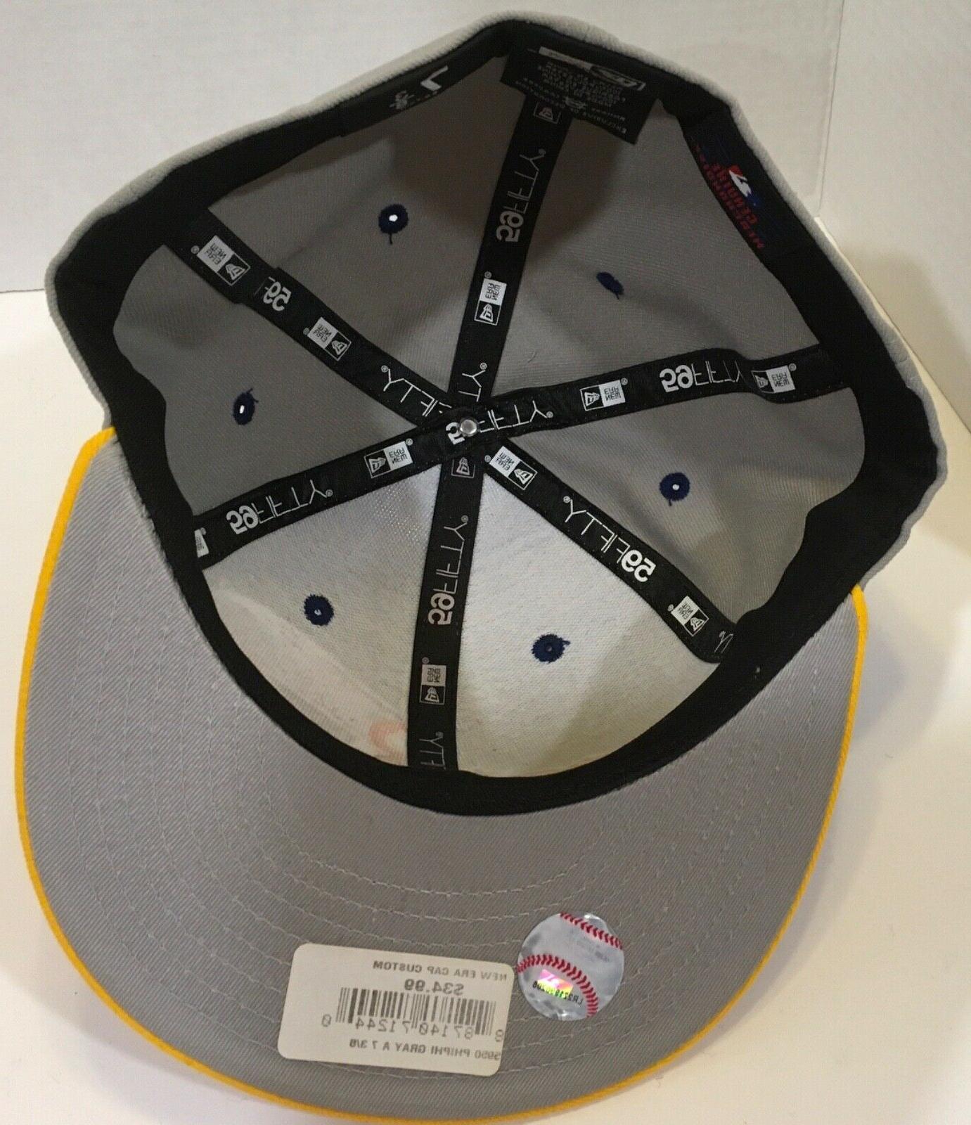 New Era Philadelphia Phillies Fitted Hats