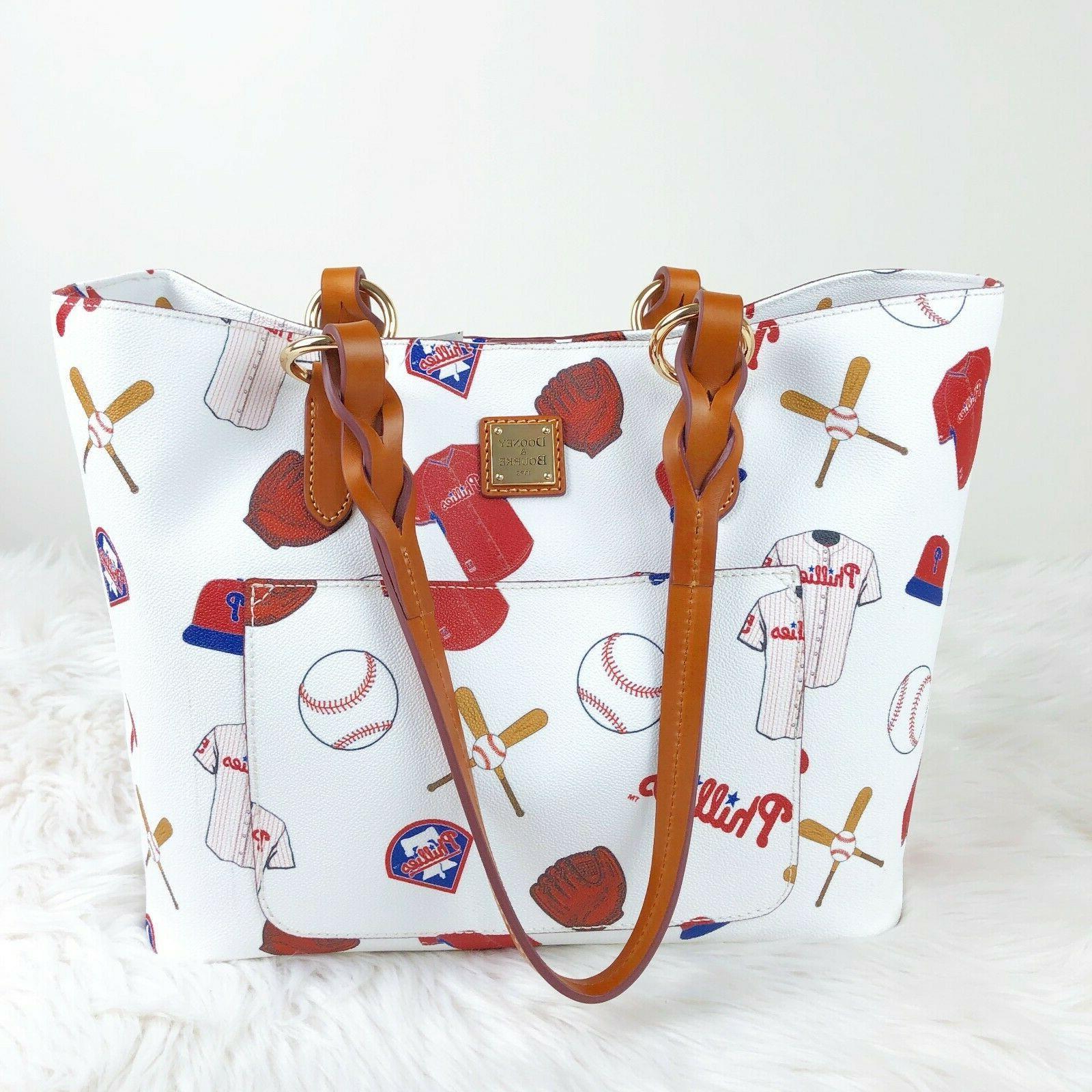 Dooney Phillies Tote Bag