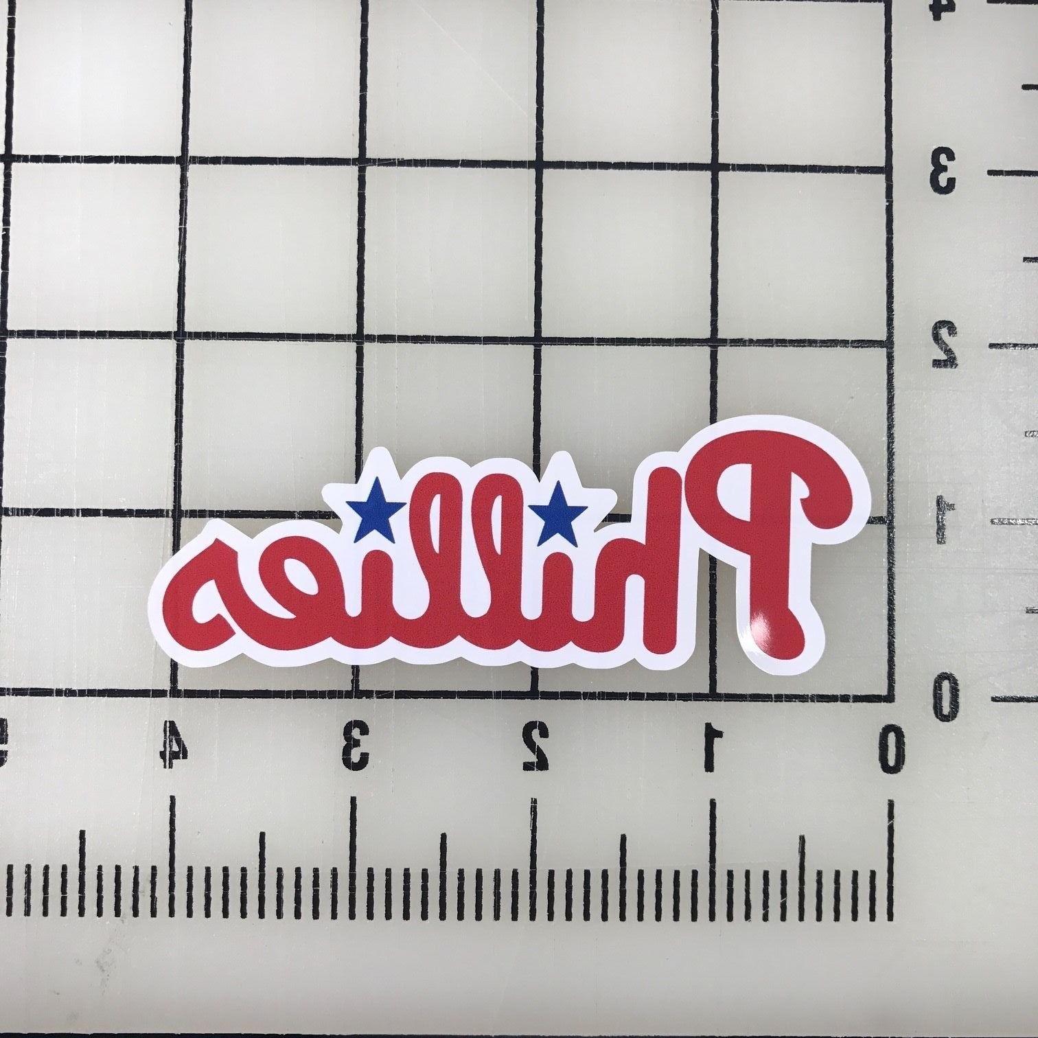 mlb 4 wide vinyl decal sticker bogo