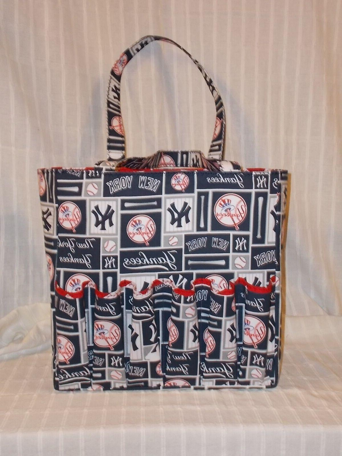 mlb bingo tote bag your choice of