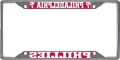 philadelphia phillies ez view design chrome frame
