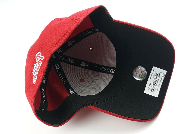 Philadelphia Phillies Genuine New Era Flex FITTED Cap Hat