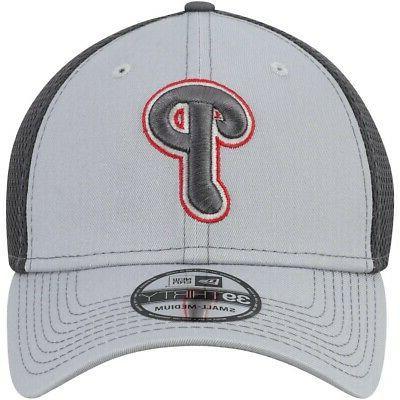 Philadelphia Phillies Era Gray 39THIRTY Flex