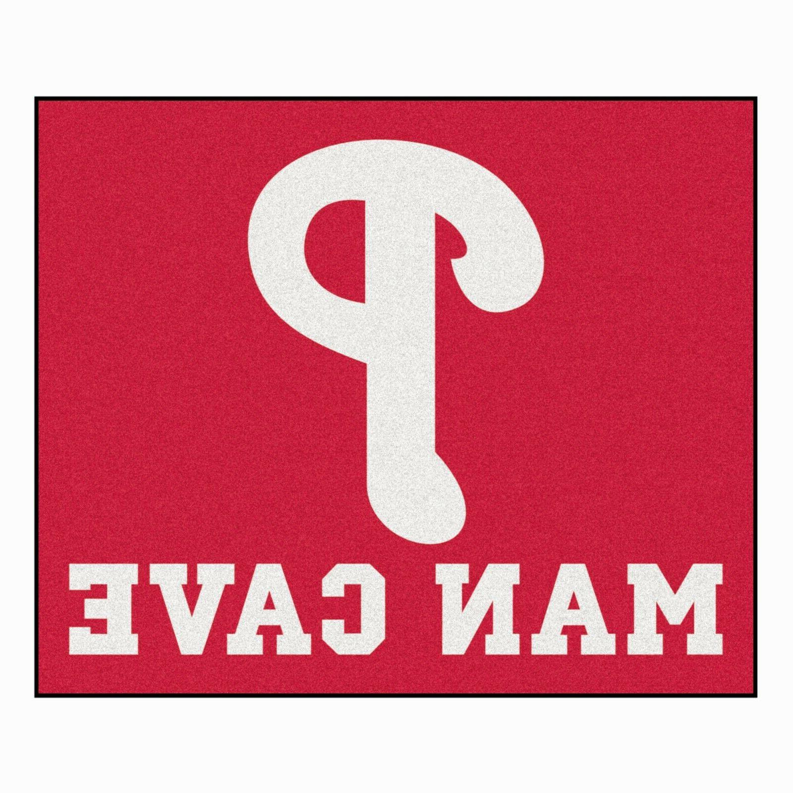 philadelphia phillies man cave 5 x 6