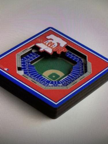 Philadelphia Phillies - 3D Magnet in Package