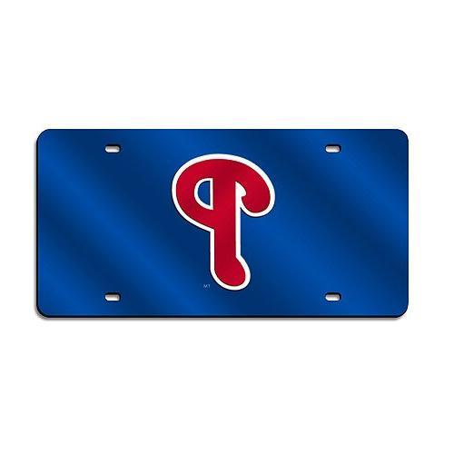 Philadelphia Phillies 12 inch inch Cut Plate Rico
