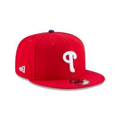 philadelphia phillies mlb snap 9fifty snapback hat
