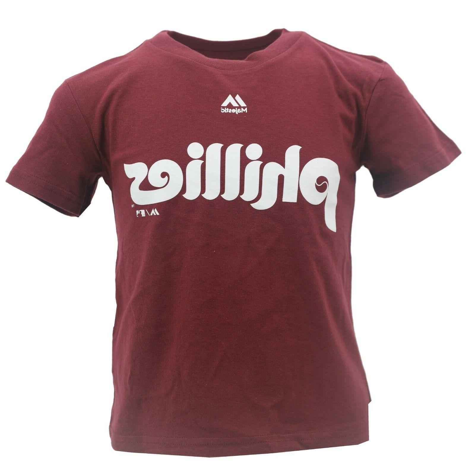 philadelphia phillies official mlb apparel youth kids