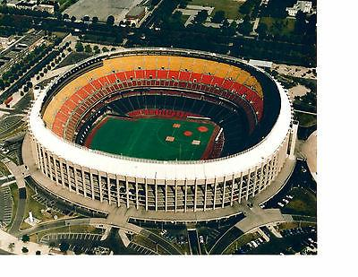 veterans stadium philadelphia phillies 8x10 photo baseball
