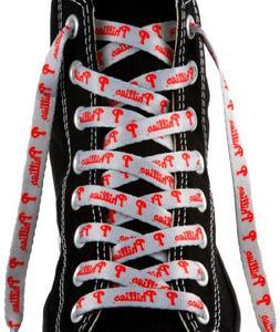 Philadelphia Phillies Shoe Laces