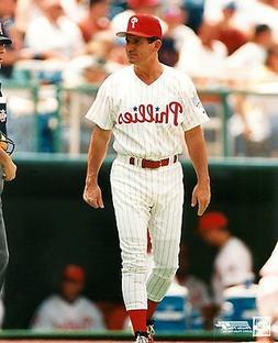 Larry Bowa Philadelphia Phillies MLB Baseball 8x10 Glossy Co