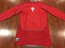 Nike Men's Philadelphia Phillies Pro Compression Training Je