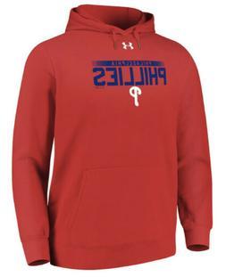 Under Armour Mens Philadelphia Phillies All Time Rival Hoodi