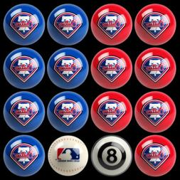 MLB Billiard Ball Set - MLB Team: Pittsburgh Pirates