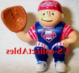 MLB Champion Philadelphia Phillies Catcher Lil Sports Brat O