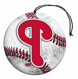 MLB Philadelphia Phillies Auto Air Freshener, 3-Pack