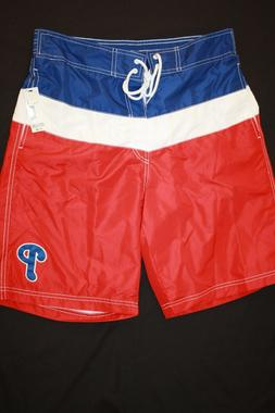 MLB Philadelphia Phillies Baseball Bathing Suit / Board Shor