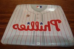 "MLB * PHILADELPHIA PHILLIES Baseball Party-10 1/2"" Plates  #"
