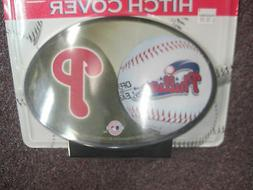 MLB Philadelphia Phillies Car / Truck Trailer Hitch Cover Ne
