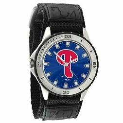 "MLB Philadelphia Phillies Game Time Veteran Series ""P"" Watch"