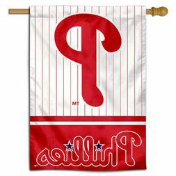 MLB Philadelphia Phillies House Flag and Banner